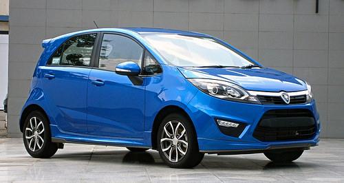 hybrid car billede